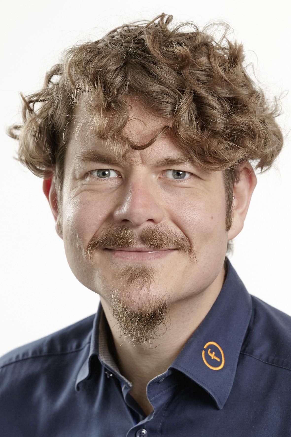 Christian Stück   Geschäftsführer   Informationssicherheit, Marketing, Vertrieb