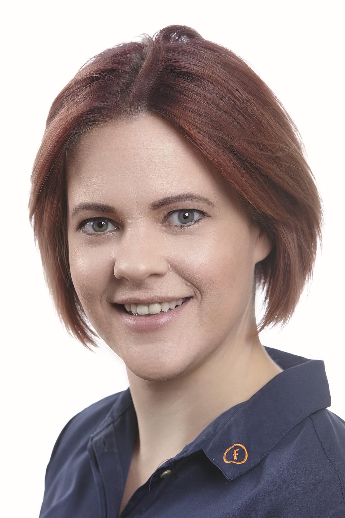 Katarina Lignenfelder | Teamassistenz