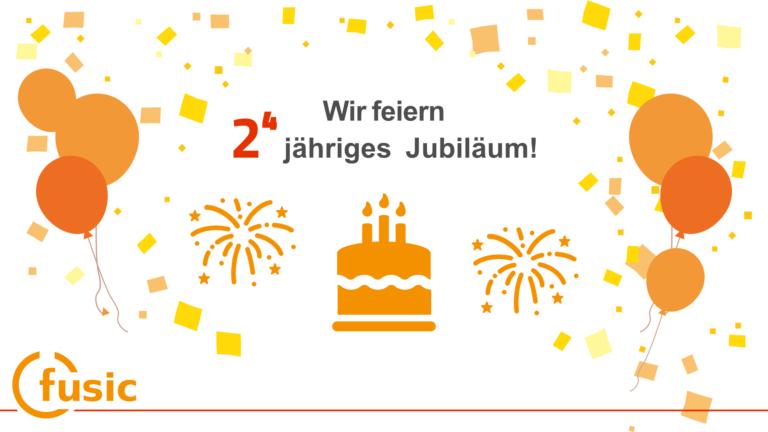 16 Jahre fusic IT Systemhaus Würzburg